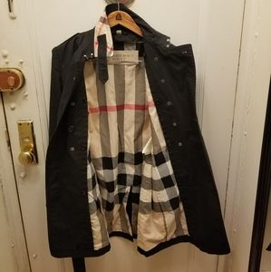 Burberry Brit 100%cotton Trench coat